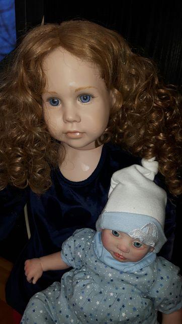 Duża lalka reborn