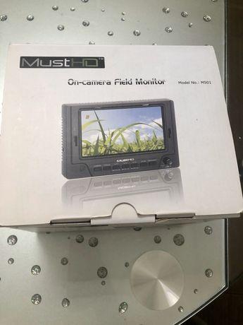 Must HD M501 Монитор 5 дюймов