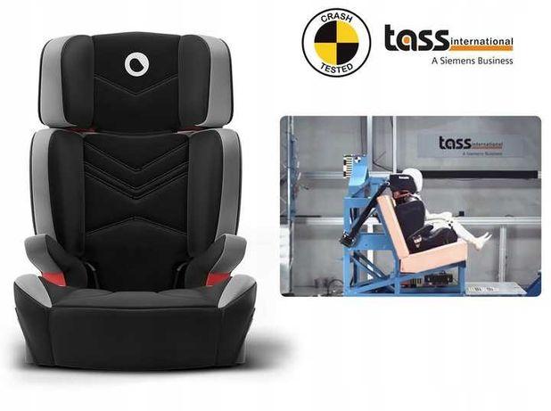! Nowy Fotelik Samochodowy Lionelo Hugo Isofix 15-36 kg Wysyłka