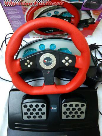 Trust Kierownica PC Vibration 3D Feedback Rally Master