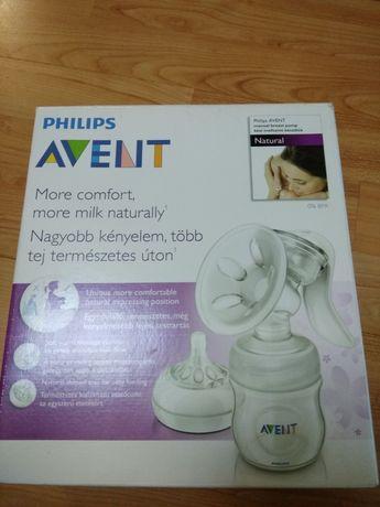 Продам молокоотсос Avent+контейнеры для молока+прокладки для груди.