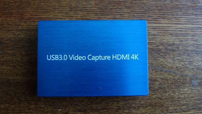 устройство видеозахвата 4К 60 к\сек альтернатива Awermedia