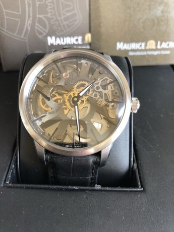 Maurice Lacroix Masterpiece Squelette MP7138-SS001-030