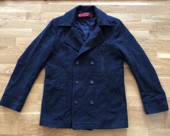 Hugo Boss пальто из шерсти Burberry Moncler