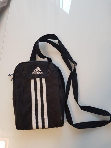 Saszetka, torba.na ramię adidas listonoszka nerka