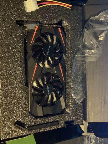 Gtx 1060 6gb OC mało uzywna