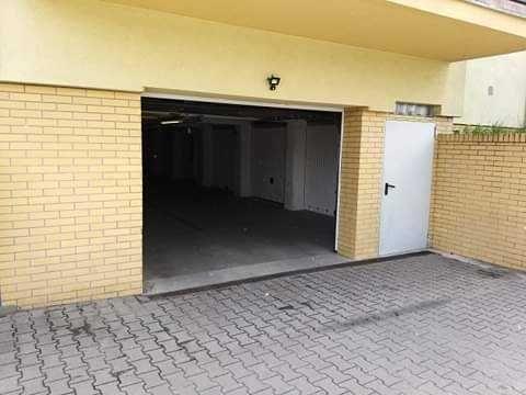 Garaż pod budynkiem Prąd Brama na Pilota Szybowcowa Dąbie