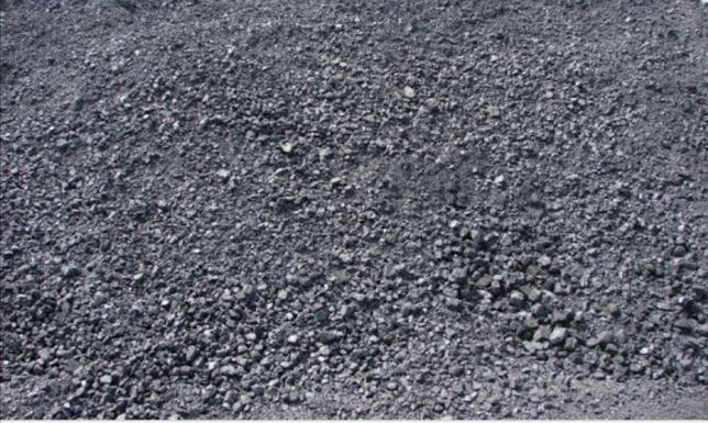 Węgiel nie sortowany
