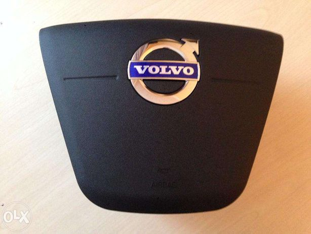 Накладка заглушка крышка руля на Volvo S40 S60 S80 XC70 XC90