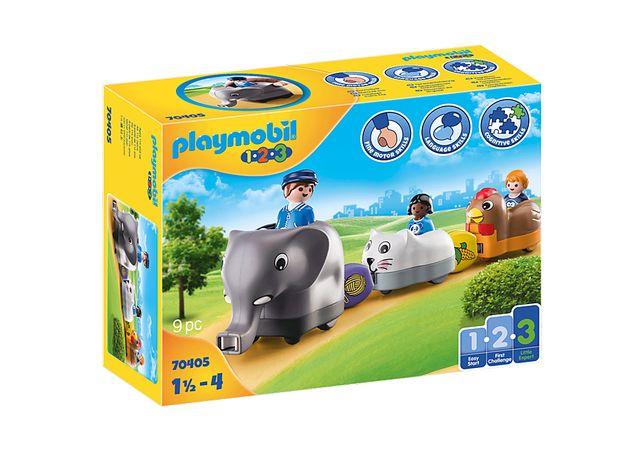 Playmobil 70405 Comboio de Animais - NOVO