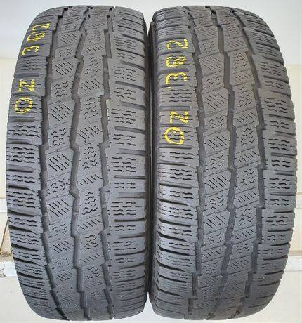 2x 235/65/16C Michelin Agilis Alpin 115/113R OZ362