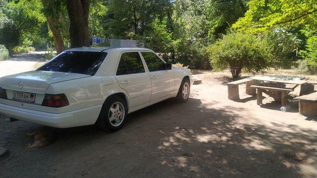 Mercedes 124E