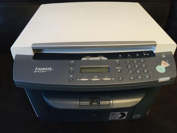 МФУ (принтер/сканер) Canon MF4320d