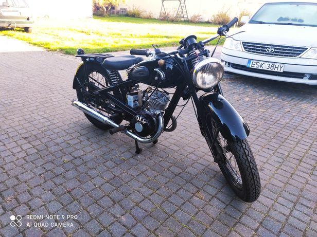 DKW 200 zamiana zamienię na motocykl quad cross prl auto WSK wfm shl