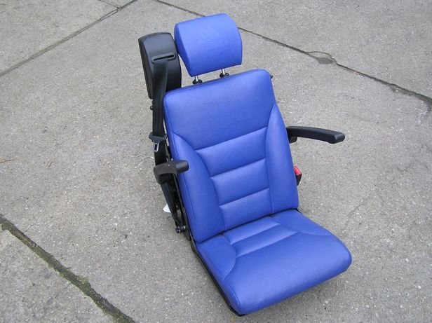 Fotel Wiszący Ratownika SCHNIERLE Ambulans Karetka