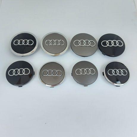 Колпачки для дисков Audi заглушки ковпачки диск Ауді ауди 60 61 68 69