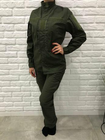 Форма НГУ Нацгвардія чоловіча і жіноча модель 42-64рр Білоруська ткань