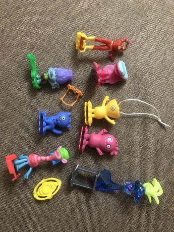 Игрушки от киндера