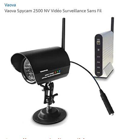 Vaova SpyCam-2500NV  Камера видеонаблюдения с функцией ночного видения