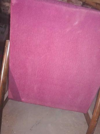 Fotel PRL do renowacji