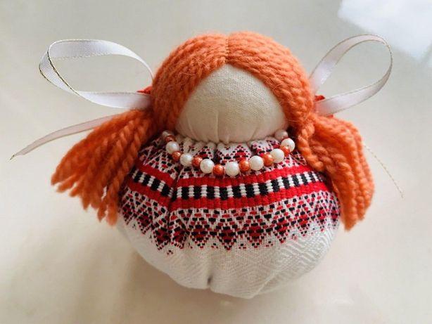 Текстильна іграшка ручної роботи. Текстильная игрушка ручной работы.