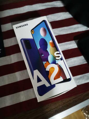 Samsung A21S Zapraszam!