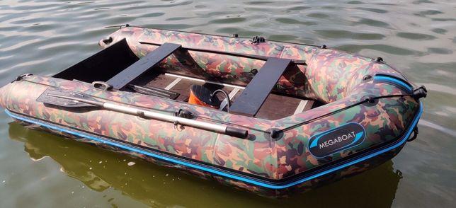 Надувная лодка из ПВХ.Плоскодонки мотор (5-15 кс)килевые,гребные.Dnepr