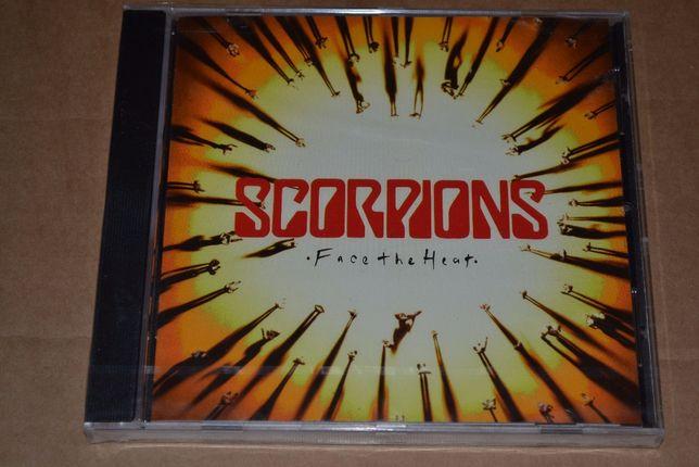Scorpions «Face The Heat» - 1993 Фирменный. Запечатанный.