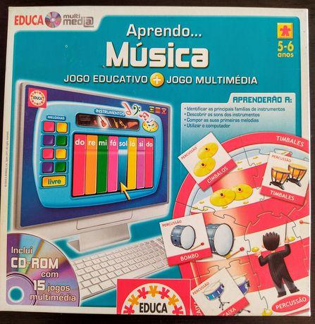 Puzzle Aprendo Música