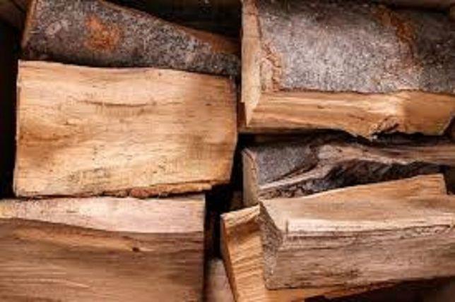 Dobre do palenia drewno kominkowe, opałowe, sezonowane, grube,
