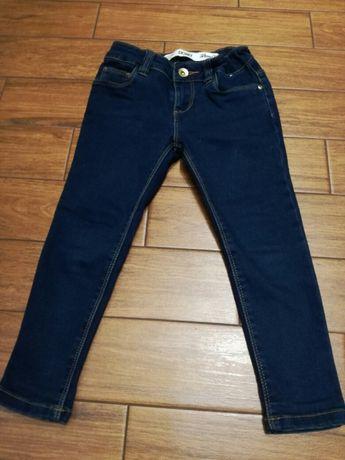 Spodnie skinny 4/5 lat