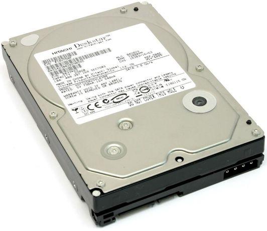 Жёсткий диск HDD Hitachi 250 GB накопитель SATA 2