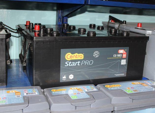 Akumulator 180Ah 1000A CENTRA START PRO MIŃSK nowy