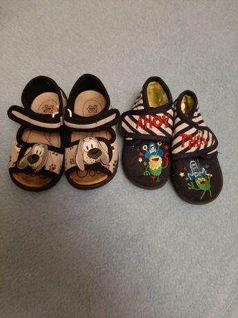 Buty, ciapy dla dziecka