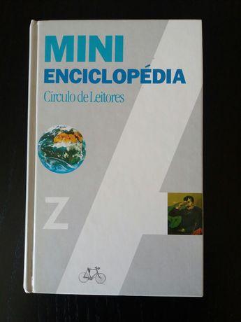 Mini Enciclopédia de A a Z (Círculo de Leitores)