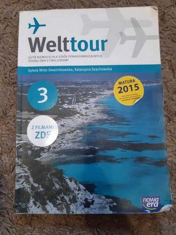 Podręcznik do niemieckiego Welttour
