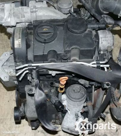 Motor VW POLO 1.4 TDI   04.05 - 11.12 Usado REF. BMS