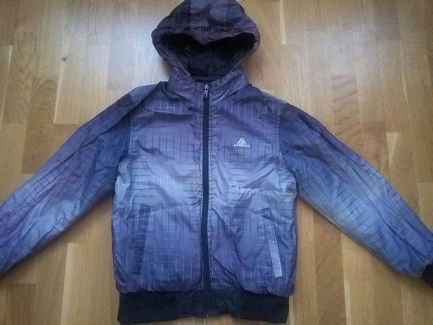 Продам куртку демисезонную двухстороннюю для подростка