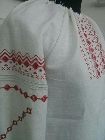 Вишиванка. Жіноча сорочка. Підготована до примірки.48р.