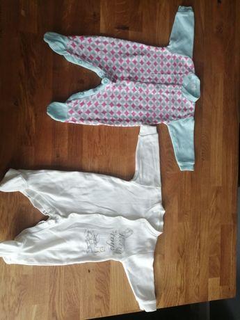 Śpiochy piżamka pajacyk