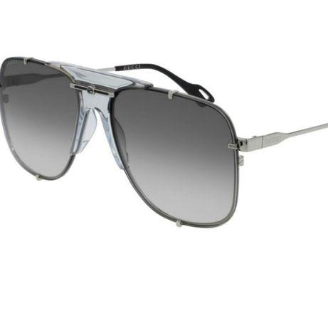 Okulary gucci Gg0739S - 001 damskie gradalne soczewki nowe