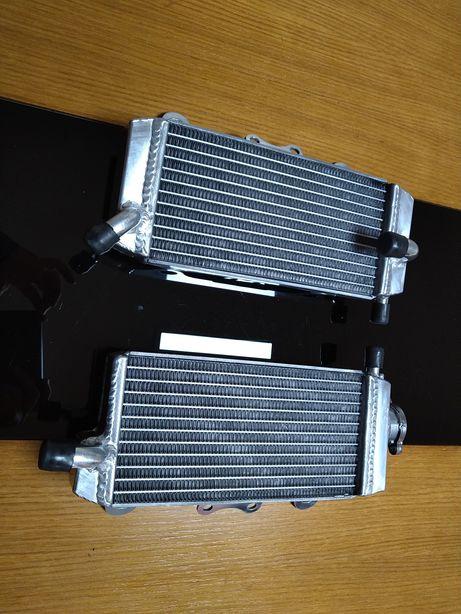 Radiadores Alumínio Yamaha YZ450F WR450F YZ450F 07-09