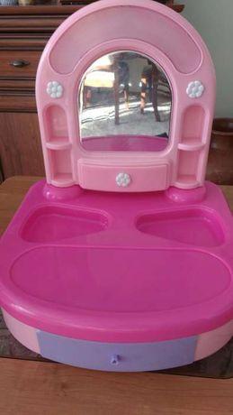 Toaletka dziecięca ze światłem i dźwiękiem