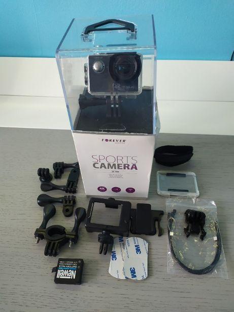 Kamera sportowa Forever SC400 +dodatkowa bateria