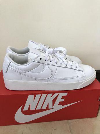 Кеды Nike w blazer low le Оригинал Кожа