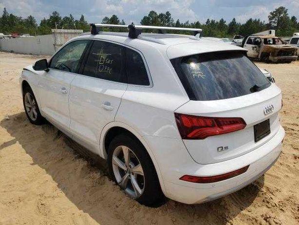 Audi Q5 реставрация подушки аирбаг срс ремни блок торпедо панель