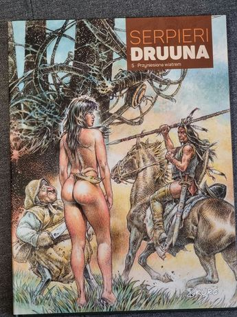 Druuna. Tom 5. Komiks