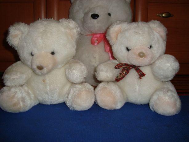 Медведи, мишки мягкие детские игрушки 2 шт.