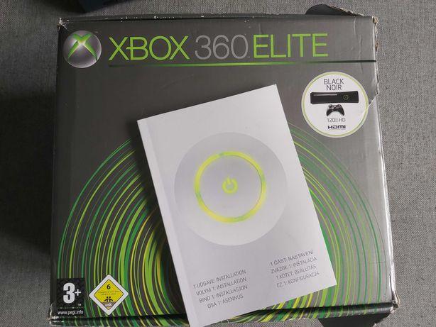 Xbox 360 Elite 120Gb  sprzedam