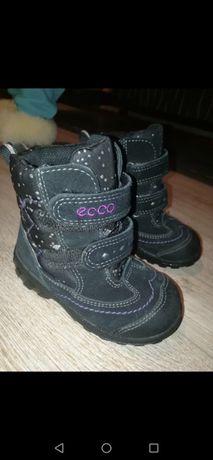 Термо ботиночки Ecco